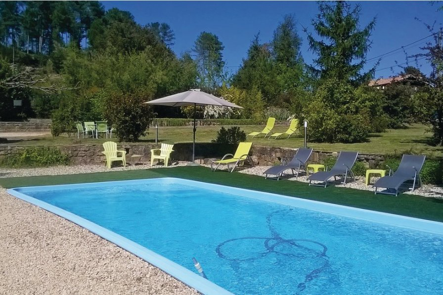 Villa in France, Bordezac