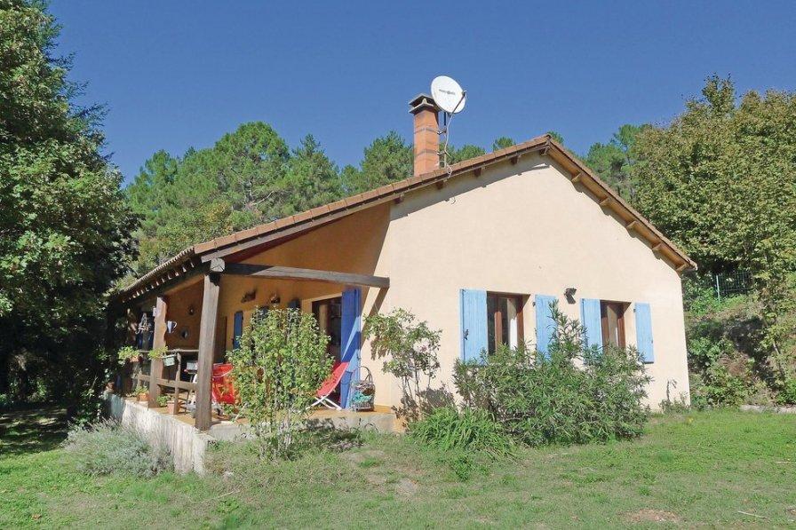 Villa in France, Sénéchas