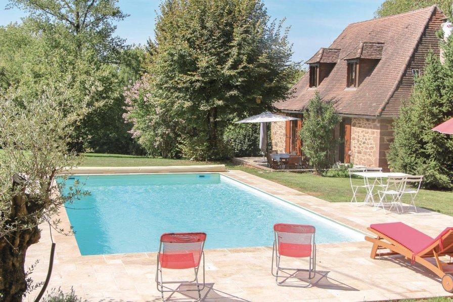 Villa in France, Boisseuilh