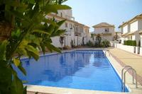House in Spain, La Manga: Large pool with sun all day - toddlers area