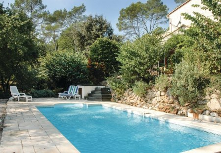 Villa in Le Thoronet, the South of France