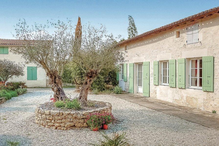Villa in France, Rioux