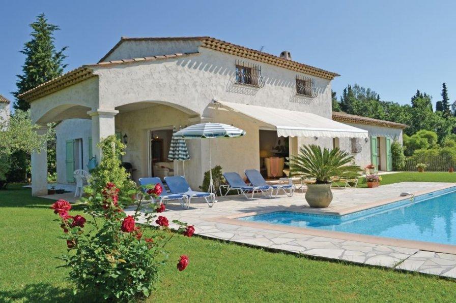 Villa in France, Opio