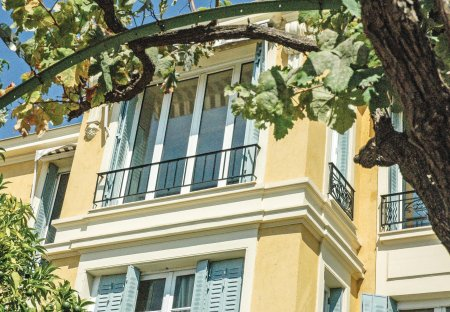 Apartment in Carnot (Nice), the South of France