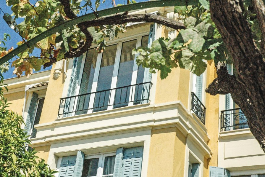 Apartment in France, Carnot (Nice)