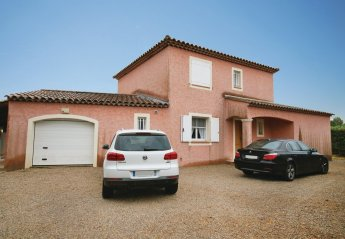 5 bedroom Villa for rent in Les Arcs sur Argens