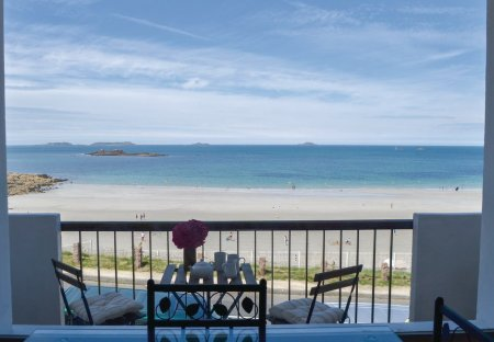Apartment in Perros-Guirec Nord Est, France