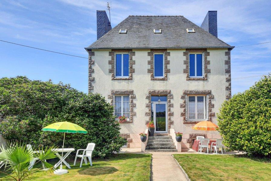 Villa in France, Morlaix