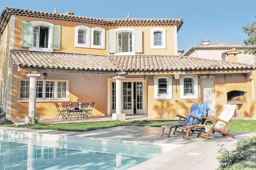 Villa in France, Fayence