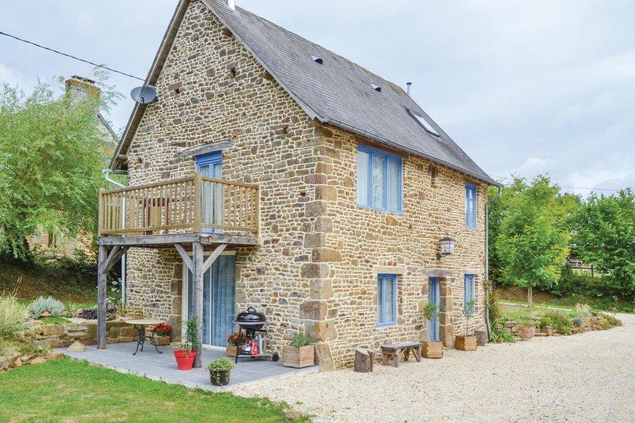 Villa in France, Couesmes-Vaucé