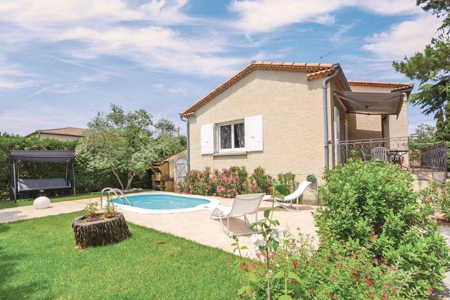 Villa in France, Les Angles