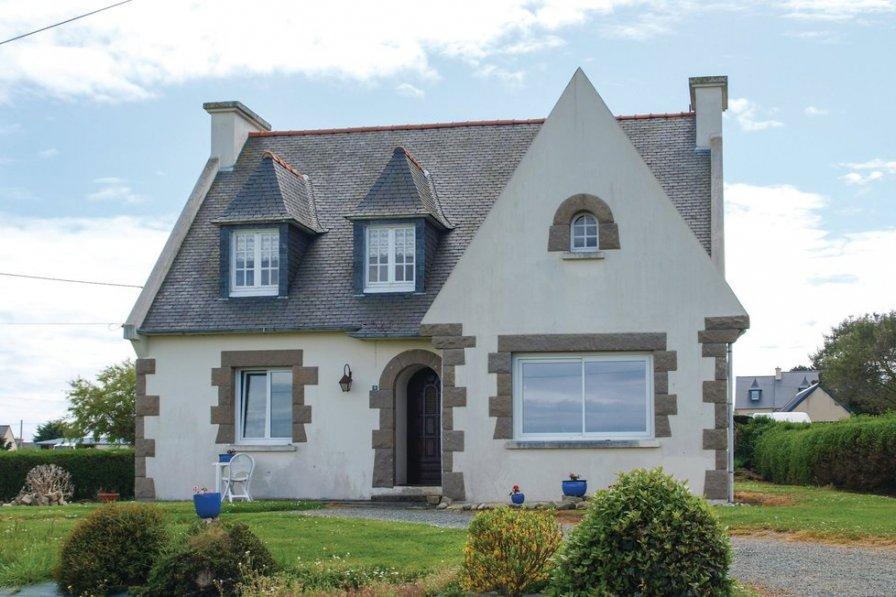 Villa in France, Pleubian