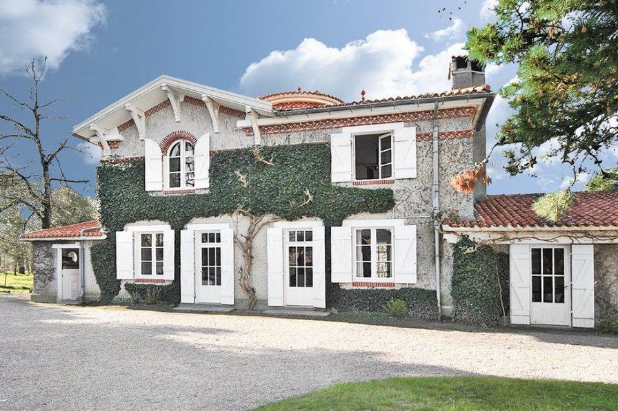 Villa in France, Saint-Mars-de-Coutais