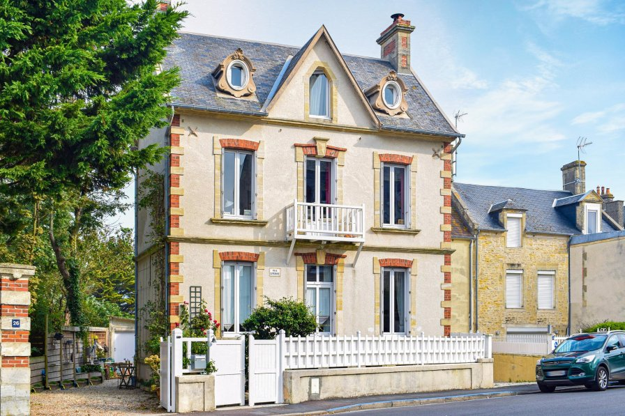Apartment in France, Arromanches-les-Bains: