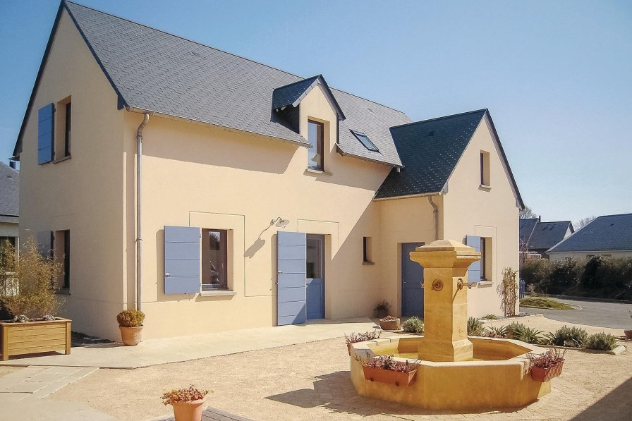 Villa in France, Carolles