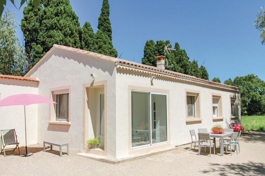 Villa in France, Salon Ouest