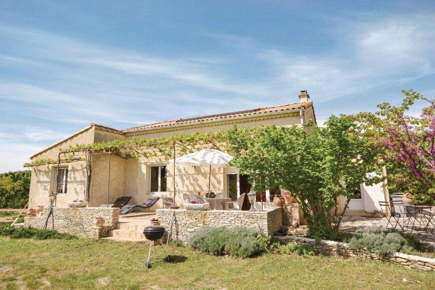 Villa in France, Sarrians