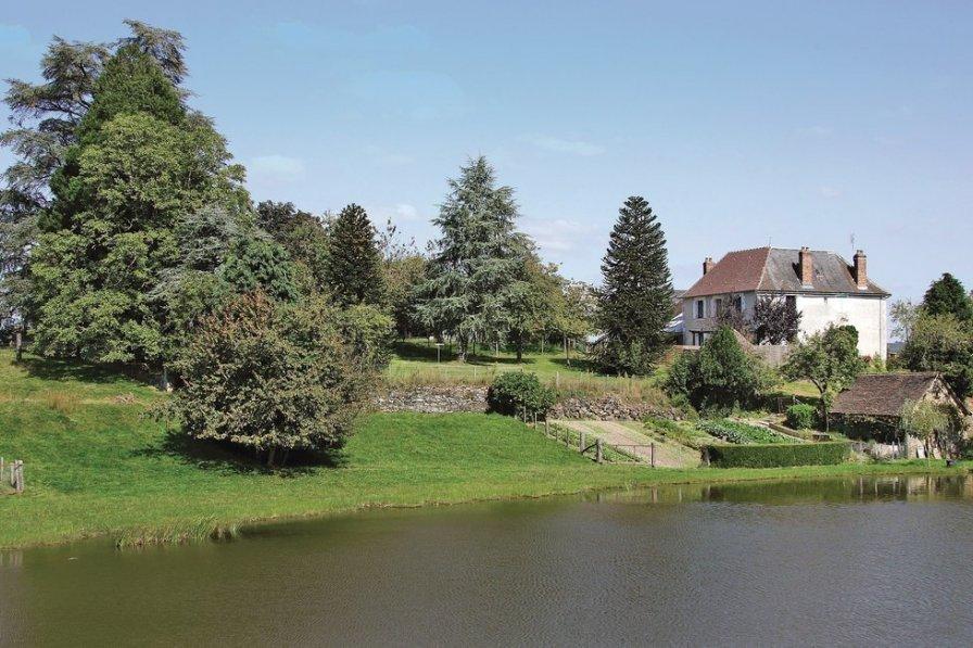 Villa in France, Coussac-Bonneval