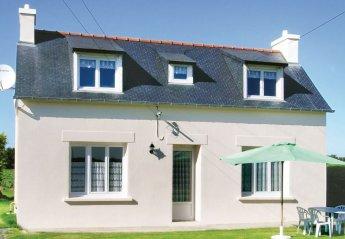 Villa in France, Lanmodez:
