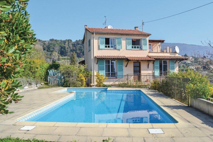Villa in France, Cabris