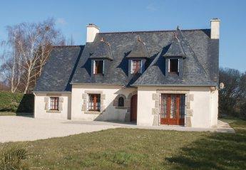 4 bedroom Villa for rent in Pleubian