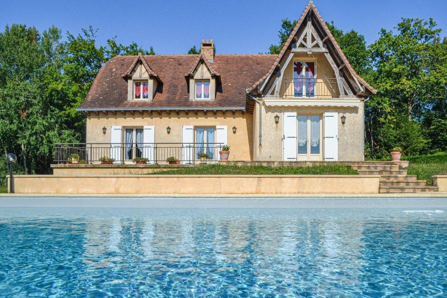 Villa in France, Savignac-Lédrier