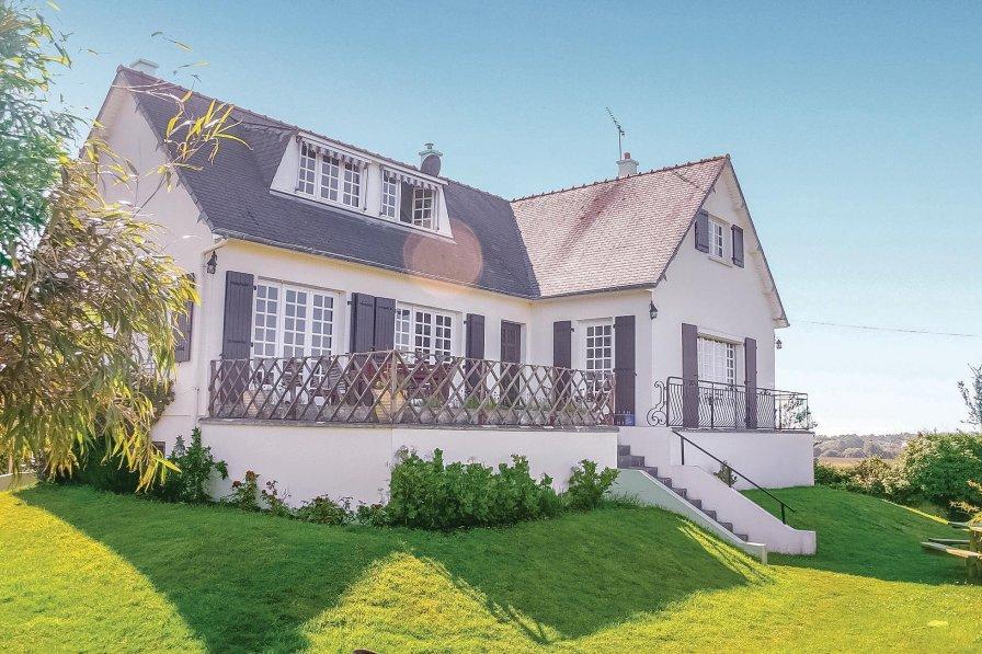 Villa in France, Erquy