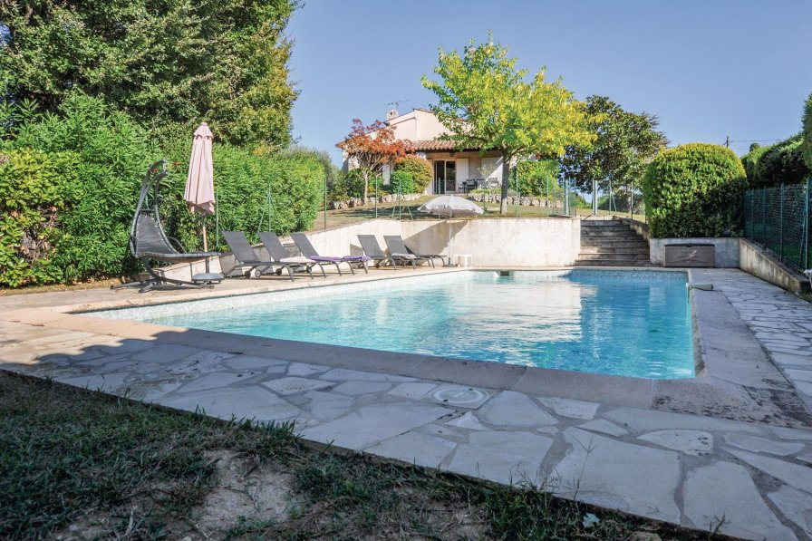Les Colles-Camp Lauvas-Font de l'Orme villa to rent