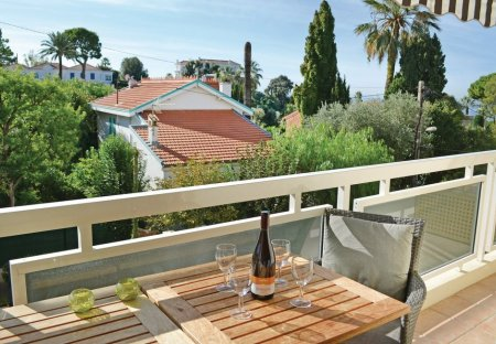 Apartment in Juan Les Pins-Gallice, the South of France