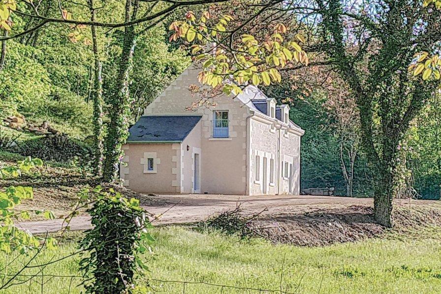 Villa in France, Cravant-les-Côteaux