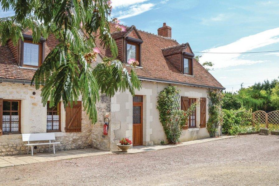 Villa rental in Loir et Cher