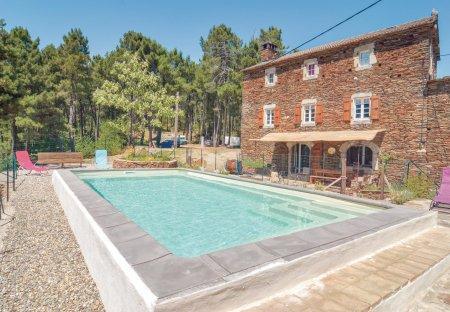 Villa in Malbosc, France