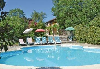 Villa in France, Ginouillac