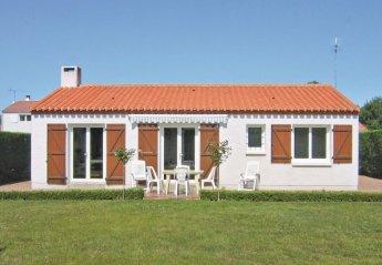 Villa in France, Saint-Vincent-sur-Jard