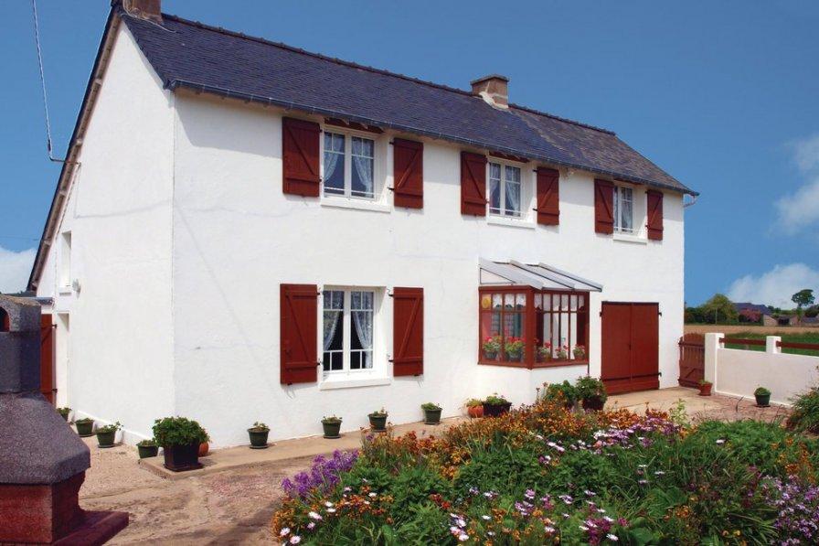 Villa in France, Matignon