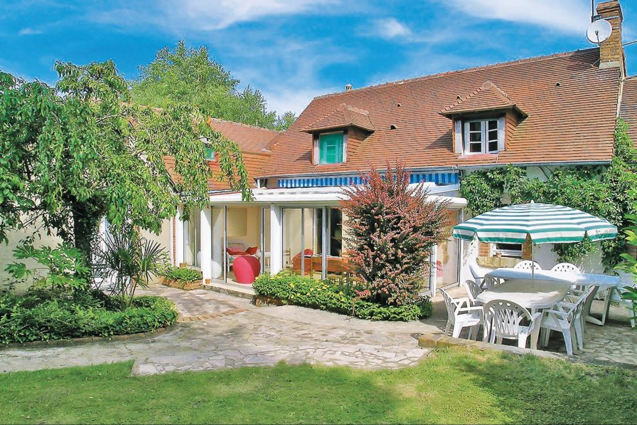 Villa in France, Brette-les-Pins: