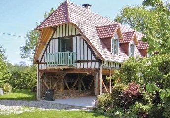 Villa in France, Houdetot