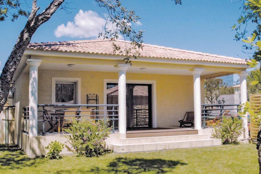 Villa in France, San-Nicolao
