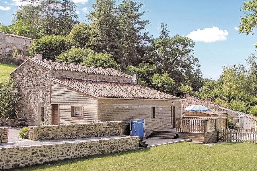 Villa in France, Saint-Mars-la-Réorthe