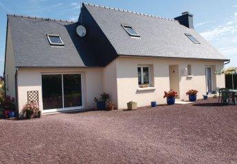 3 bedroom Villa for rent in Pleubian