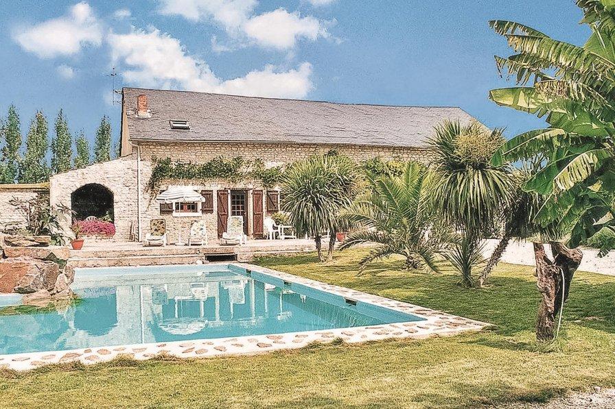 Villa in France, Les Magnils-Reigniers