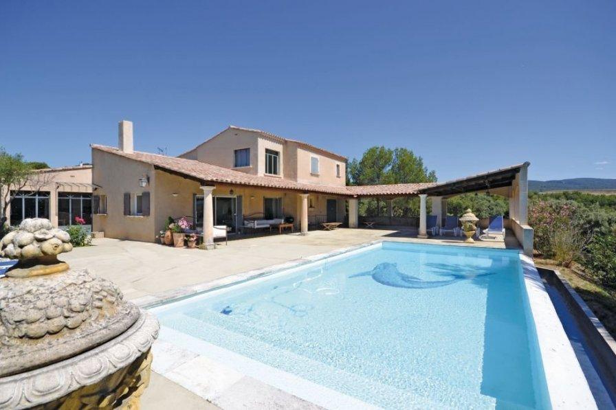 Villa in France, Joucas