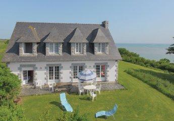 Villa in France, Pléboulle