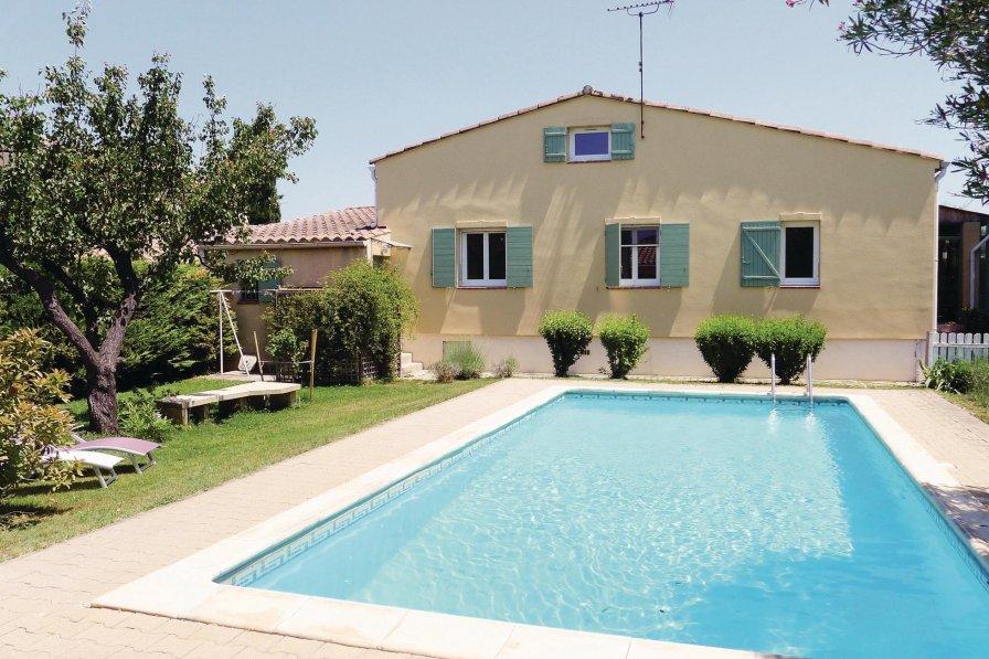 Villa in France, Mollégès