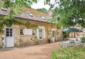 Villa in Le Lude Sud, France
