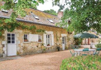 Villa in France, Luché-Pringé