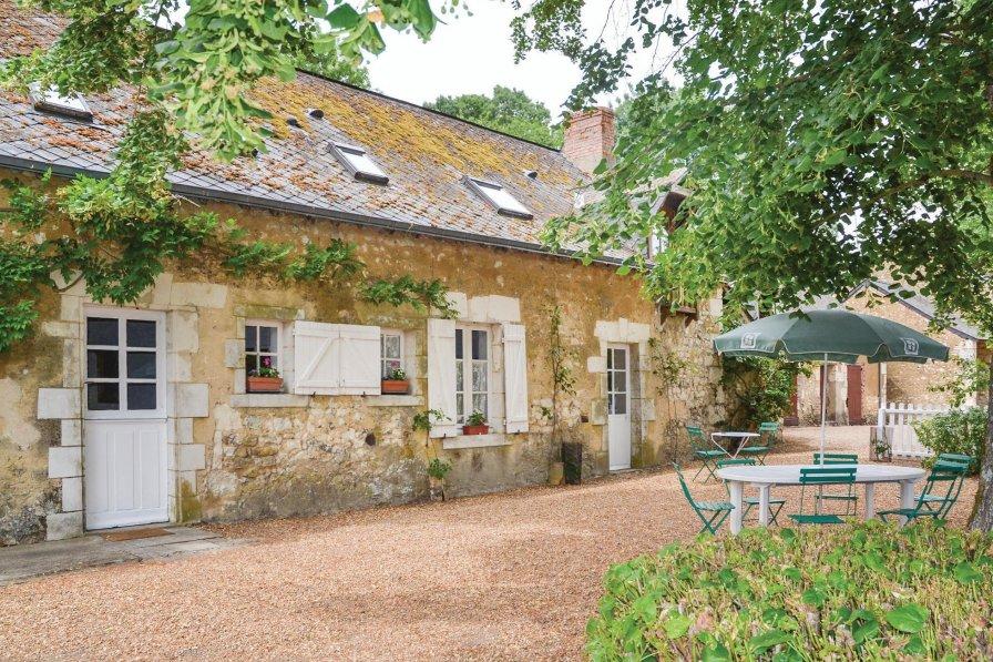 Villa in France, Le Lude Sud