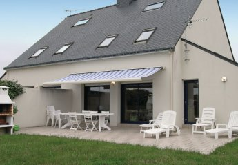 5 bedroom Villa for rent in Carnac