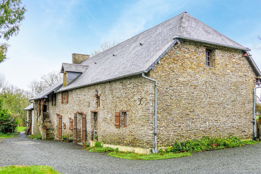 Villa in France, Bourgvallées