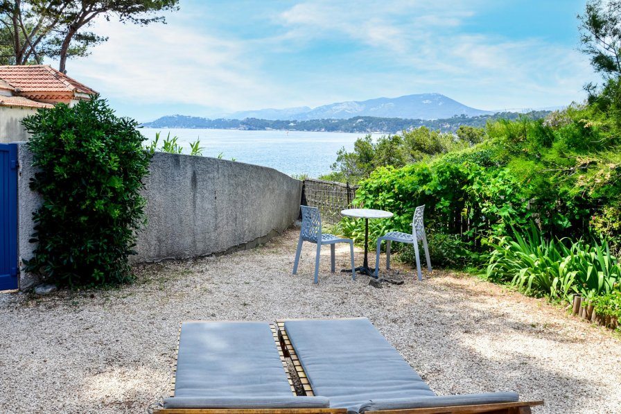 Le Pradet holiday villa rental